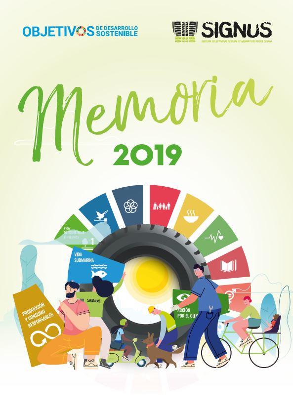 Memoria SIGNUS 2019
